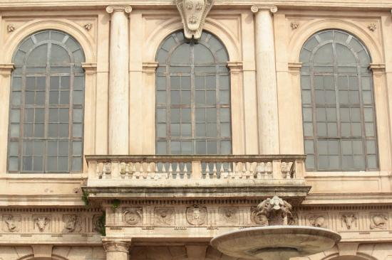 Finestre Palazzo Barberini
